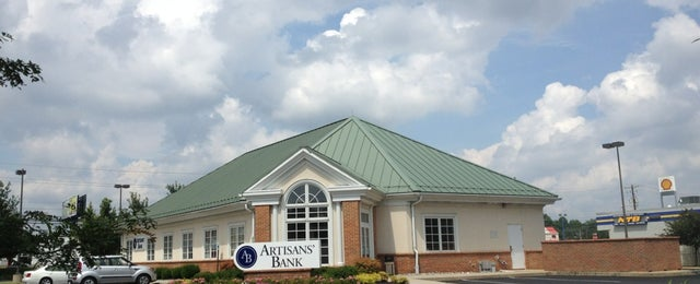 Photo taken at Artisans Bank by Mister on 7/22/2013