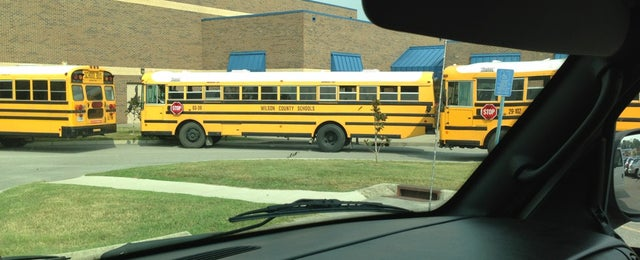 Photo taken at Rutland Elementary by Jenny W. on 9/12/2013