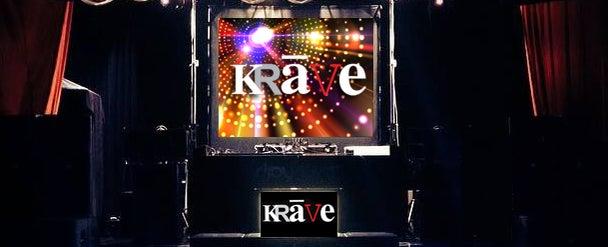 Photo taken at Krave Nightclub by Krave Nightclub on 4/3/2014