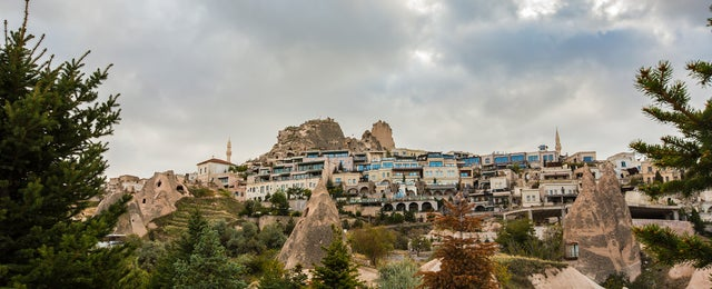 Photo taken at Cappadocia Cave Resort&Spa-CCR Hotels&Spa- by Cappadocia Cave Resort&Spa-CCR Hotels&Spa- on 11/15/2014