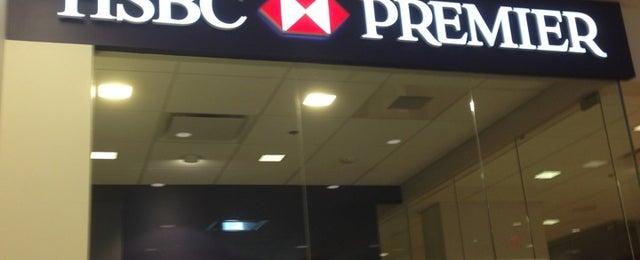 Photo taken at HSBC by Sylvain K. on 12/24/2012