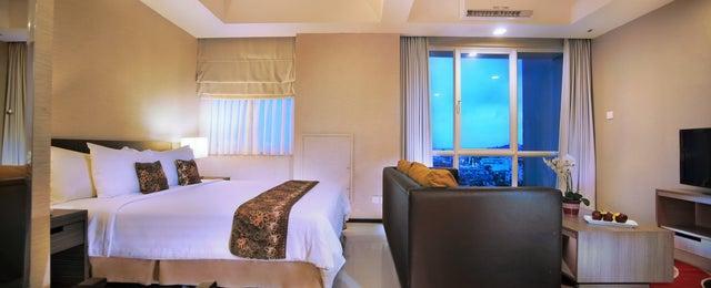 Photo taken at Aston Balikpapan Hotel & Residence by Aston Balikpapan Hotel & Residence on 8/26/2014