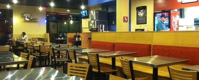Photo taken at Qdoba Mexican Grill by Cedric H. on 9/24/2011