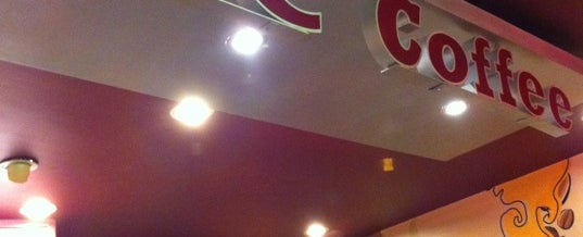 Photo taken at KFC / KFC Coffee by jason k. on 3/3/2012
