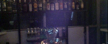 Photo taken at Petra Bistro Lounge by Balraj G. on 9/2/2011