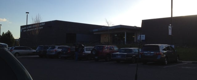 Photo taken at Conestoga Recreation and Aquatic Center by J C. on 2/24/2012