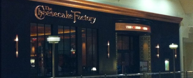 Photo taken at The Cheesecake Factory by sa3 on 10/17/2011
