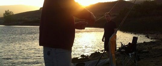 Photo taken at Quail Lake by Kyle S. on 5/22/2012