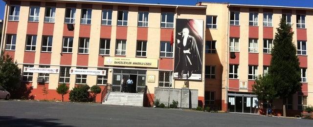 Photo taken at Bahcelievler Anadolu Lisesi by Sgn g. on 7/9/2011