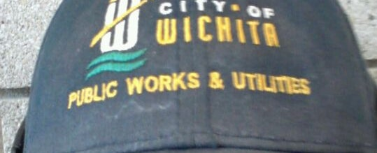 Photo taken at City Of Wichita: Water And Sewer Distribution by joshua R. on 1/19/2012