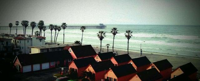Photo taken at San Diego Oceanside Habesha Spring Break Beach House by Sef on 3/26/2012
