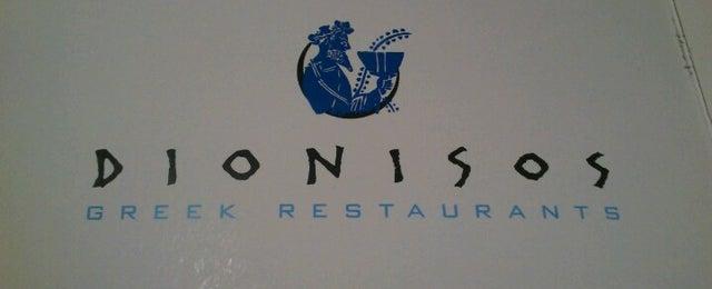 Photo taken at Restaurante dionisos by José Antonio L. on 7/6/2012