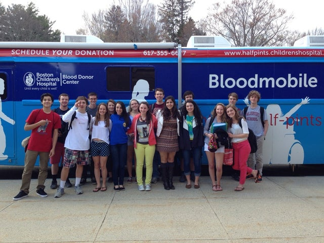 Bucci Family Memorial Blood Drive image