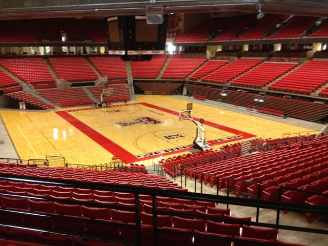 Texas Tech Red Raiders at Oklahoma State Cowboys Wrestling image
