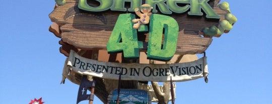 Shrek 4-D is one of ท่องเที่ยว Los Angeles, CA.