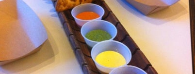 Panas Gourmet Empanadas is one of Tasty.