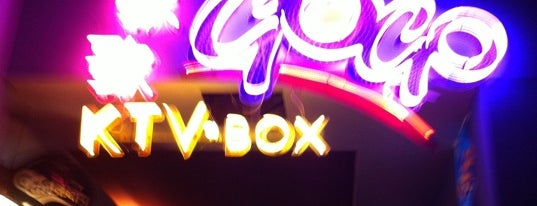 Go Go KTV Box & Lounge is one of Favorite Nightlife Spots.