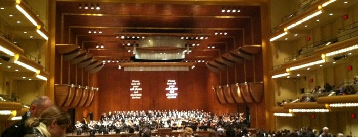 "Lincoln Center for the Performing Arts is one of ""Be Robin Hood #121212 Concert"" @ New York!."