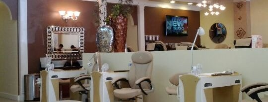 iNails Salon & Spa is one of Beauty/Salon.