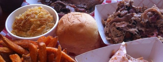 PM BBQ is one of places to try.