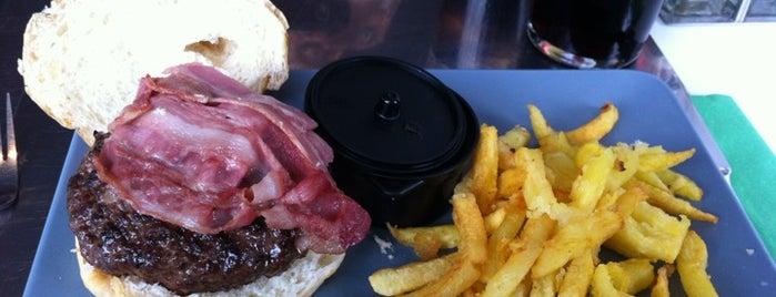 La Vaca Picada is one of Best Burgers in Spain.