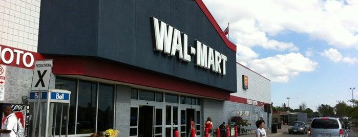 Walmart is one of Lees Digs.