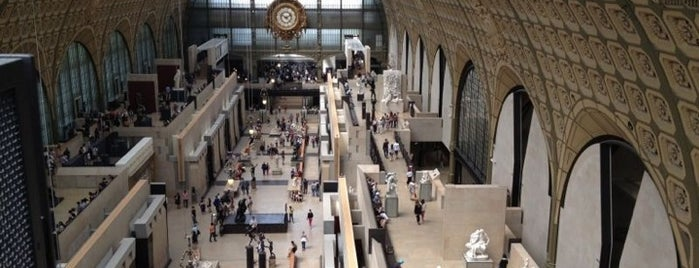 Musée d'Orsay is one of To do in Paris.