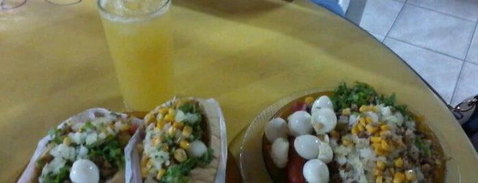 A Samaritana is one of Restaurantes e Lanchonetes (Food) em João Pessoa.