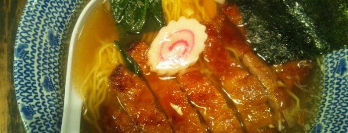 らーめんくじら軒 横浜本店 is one of ラーメン!拉麺!RAMEN!.