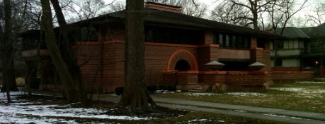 Frank Lloyd Wright Home and Studio is one of Two days in Chicago, IL.