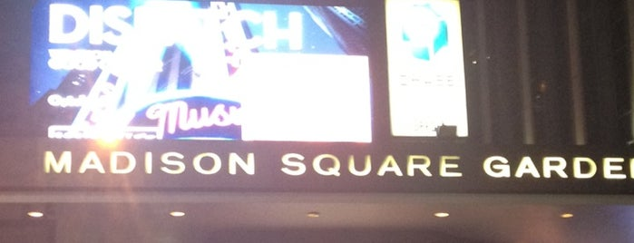 Madison Square Garden is one of NYC's Chelsea, Garment District and NoMad.