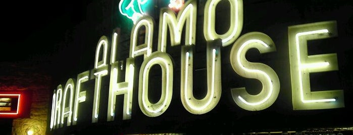 Alamo Drafthouse Cinema – Lakeline is one of Must-visit places in Austin.