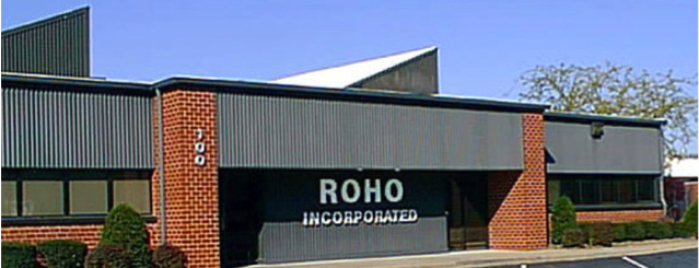 The ROHO Group is one of Headquarters.