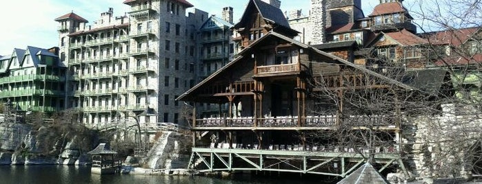 Mohonk Mountain House is one of Things to do in the New Paltz area.