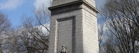 U.S.S. Maine National Monument is one of Central Park Monuments & Memorials Tour.
