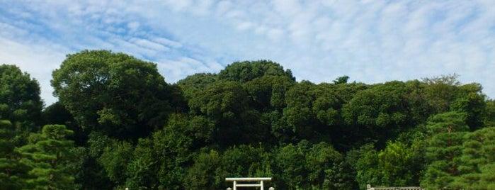 桓武天皇 柏原陵 is one of 天皇陵.