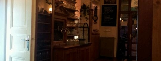 U Bansethů is one of Must-visit Pubs and Bars in Praha.