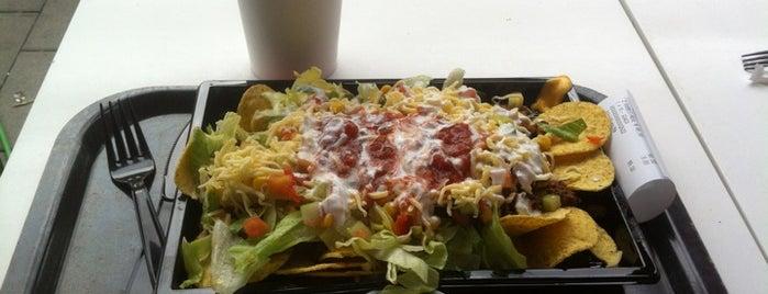 Macho! Tex-Mex is one of Favorite Food.