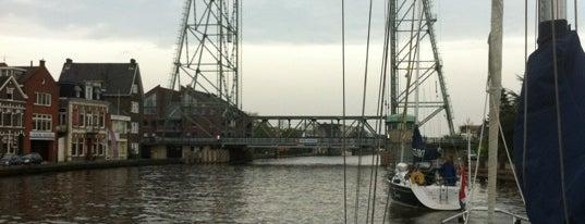 Hefbrug Boskoop is one of Bridges in the Netherlands.