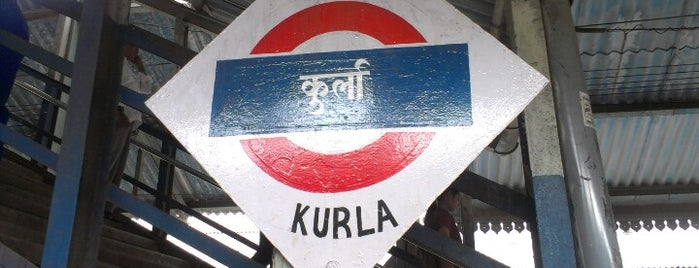 Kurla Railway Station is one of Train station.