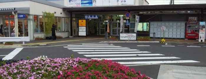 Tsuruga Station is one of JR線の駅.