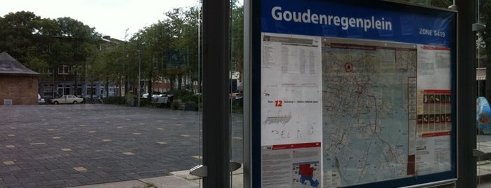 Goudenregenplein is one of Guide to The Hague's best spots.