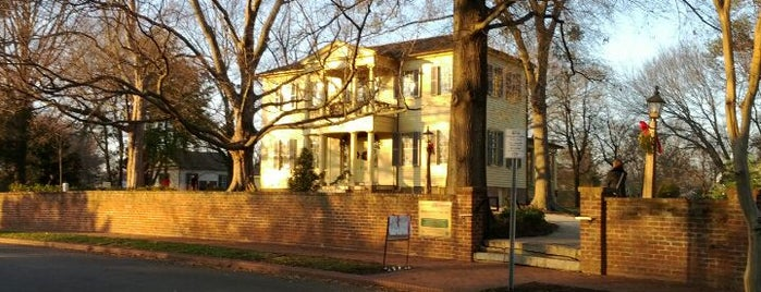 Mordecai Historic Park is one of Welcome to Raleighwood! #visitUS.