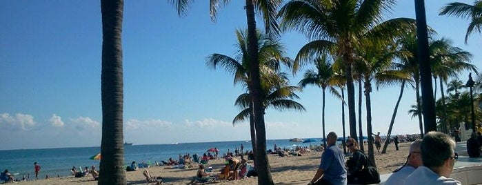 Fort Lauderdale Beach is one of My Neighborhood.