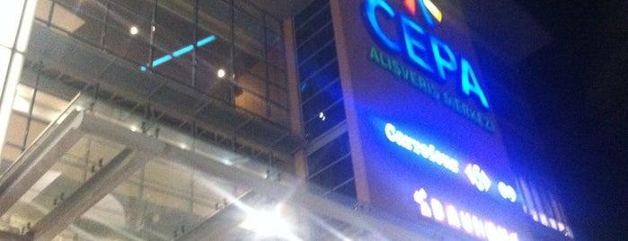 Cepa is one of Malls of Ankara.