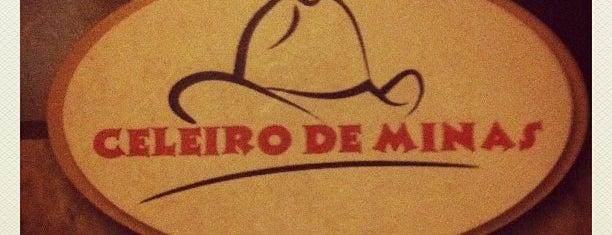 Celeiro de Minas is one of Top 10 restaurants when money is no object.