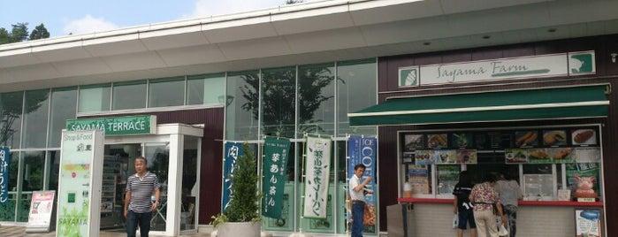狭山PA (外回り) is one of 高速道路.
