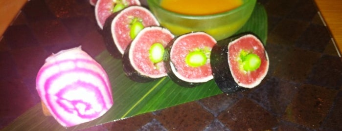 Nobu is one of I recommend.