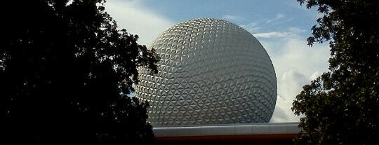 Epcot is one of Disney World.