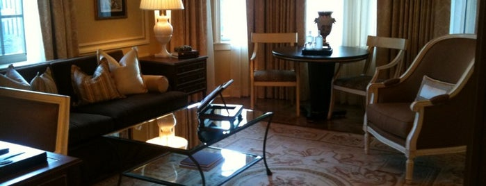 The Jefferson Hotel is one of Impeccable Taste..